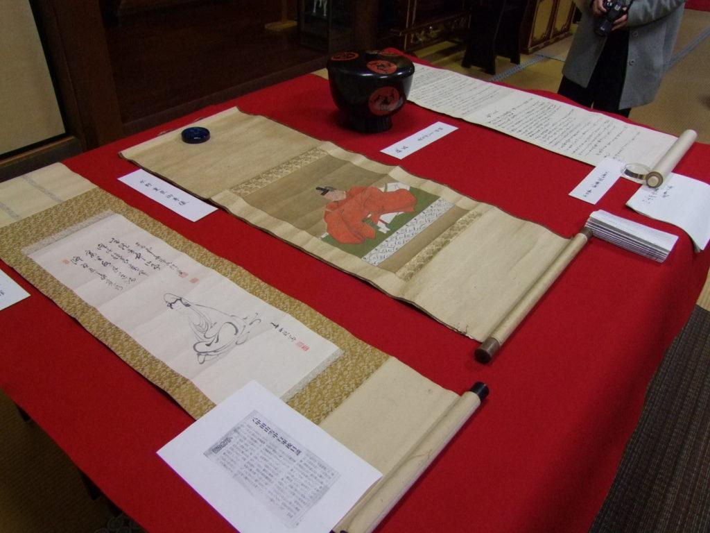 本廣寺の貴重な所蔵品の数々