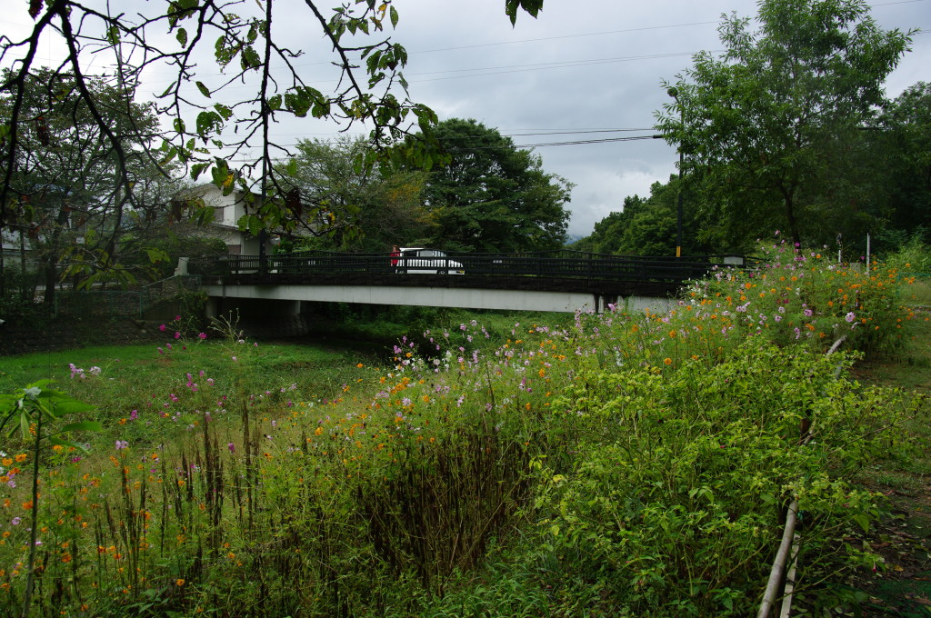 紙屋集落と紙谷橋
