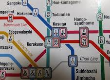 路線図写真